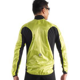 assos sJ blitzFeder evo7 Jacket Men saftey/yellow